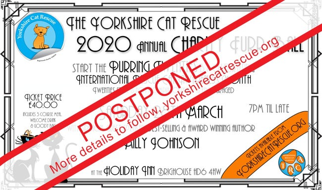 Furr Ball event postponed, more details to follow soon.