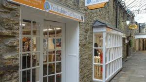 Yorkshire Cat Rescue charity shop at Skipton