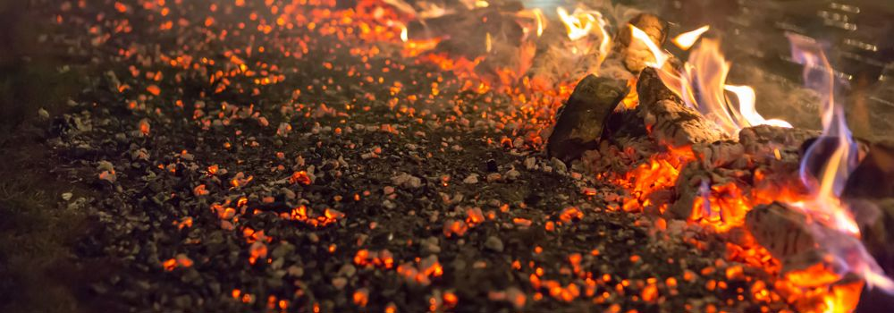 Firewalk at Yorkshire Cat Rescue