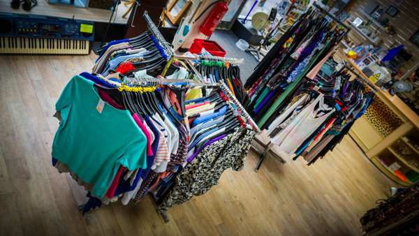Volunteer at the Yorkshire Cat Rescue Charity shop