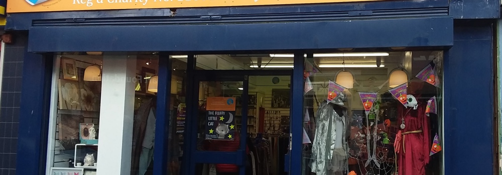Yorkshire Cat Rescue charity shop Brighouse