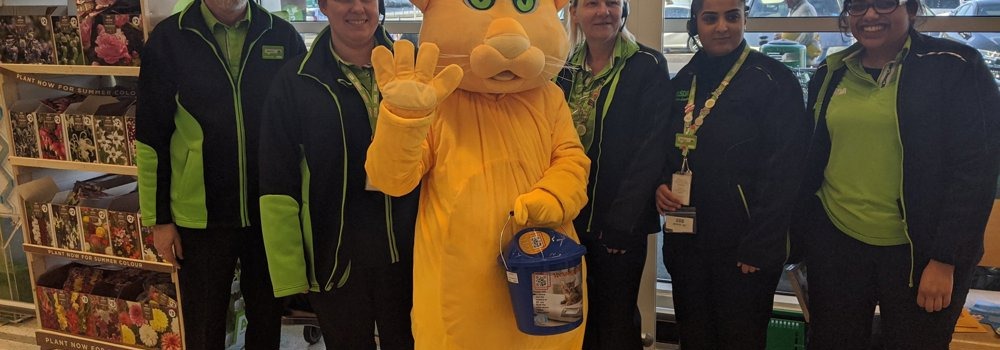 Asda Collection for Yorkshire Cat Rescue