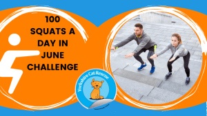 100 Squats a day in June Challenge