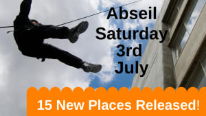 Abseil - 3rd July 2021
